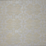 Jacquard, floral, retro, 14944-1, cream white