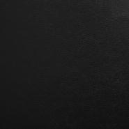 Artificial leather Calliope, 15199-200, black