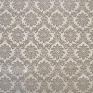Deko žakard, barok, 13204-02, bež