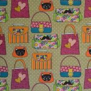 Deco, print, bags, 15230-3002