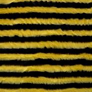 Krzno, umetno, čebelica, kratkodlako, 15244-0805