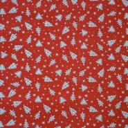 Cotton, poplin, spruce, 15252-3019