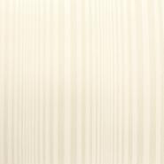 Deko bombaž, črte, 15285-00, bela