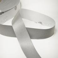 Odsevni trak, 30mm, 15287-1, srebrna
