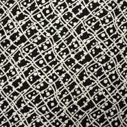 Jacquard, geometric, 15290