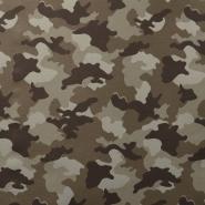 Deko žakard, vojnički, 15368-17