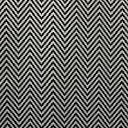 Deko, žakard, geometrijski, cik-cak, 15373-13