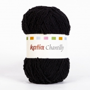 Yarn, Chantilly, 15035-2, black