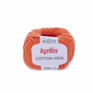 Yarn, 100% Cotton, 14733-30, orange