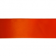 Satin ribbon, 50mm, 00454-712, red