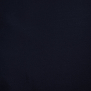 Saten tkanina z elastanom, 15403-7, temno modra