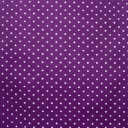 Deco, print, dots, 15411-28, purple