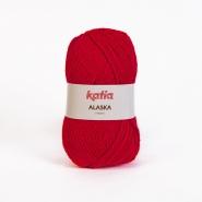 Yarn, Alaska, 15451-4, red
