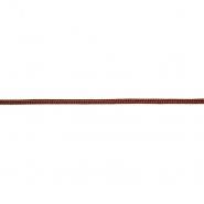 Vrvica, 4mm, 13401-1213, rjava
