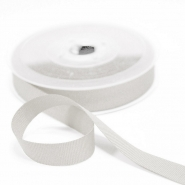 Rep ribbon, 15mm, 15457-1, white