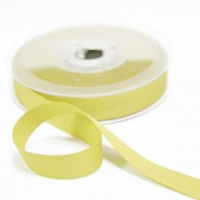 Rep ribbon, 15mm, 15457-1009, yellow