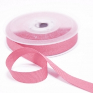 Rep ribbon, 15mm, 15457-1192, pink