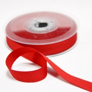 Rep ribbon, 15mm, 15457-1230, red