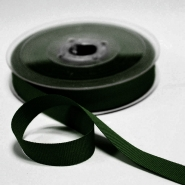 Rep ribbon, 15mm, 15457-583, dark green