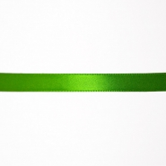 Satin ribbon, 10mm, 15458-1249, green