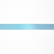 Satin ribbon, 10mm, 15458-1167, light blue