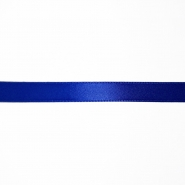 Satin ribbon, 10mm, 15458-1158, royal blue - Bema Fabrics