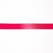 Satin ribbon, 10mm, 15458-2004, fluo pink