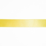 Satin ribbon, 15mm, 15459-1009, yellow