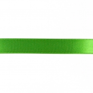 Satin ribbon, 15mm, 15459-1249, green