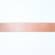 Satin ribbon, 15mm, 15459-1080, apricot