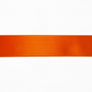 Satin ribbon, 25mm, 15460-1037, orange