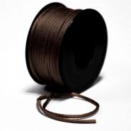 Vrvica, viskozna, 3mm, 15462-3012, rjava