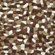 Velur, mozaik, 13611-001