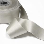 Lame ribbon, 4cm, 15486-2, silver