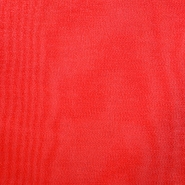 Organza, polyester, 10713, red