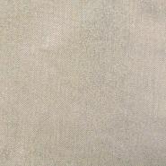 Tkanina, lame, 10728, srebrna