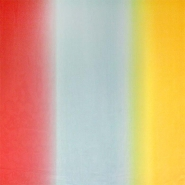 Šifon, poliester, višebojan, 10766, crvena plava žuta