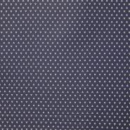 Podloga, geometrijski, 15488-14, modra