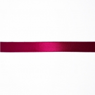 Satin ribbon, 10mm, 15458-1015, cyclamen