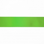 Satin ribbon, 25mm, 15460-1249, green