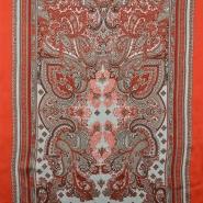 Tkanina, tanjša, ornamentni, 15014