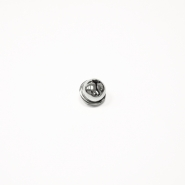 Jingle bell, 1cm, 00192-1, silver