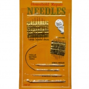 Needles for had sewing, set, 2582