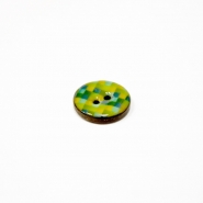 Button, bamboo, for suits, 20mm, 00501-321