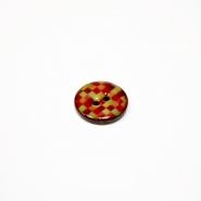 Button, bamboo, for suits, 20mm, 00501-3210