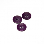 Button, for suits, purple, 18 mm, 15506-1V - Bema Fabrics