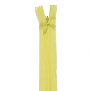 Zipper, invisible 22 cm, 04 mm, 4471-105, yellow
