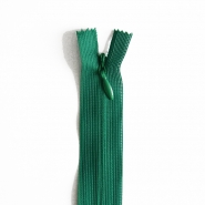 Zipper, invisible 60 cm, 04 mm, 2041-680, green