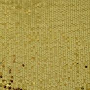 Pailletten, Glitter, 10737-1, gelb