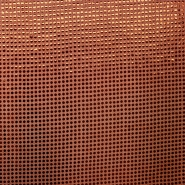 Šljokice, gliter, 2979-6, narančasta